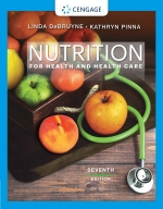 """Nutrition for Health and Health Care"" (9780357390726)"