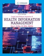 """Legal and Ethical Aspects of Health Information Management"" (9780357461655)"