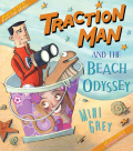 Traction Man and the Beach Odyssey 9780375983641