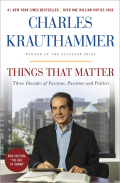 Things That Matter 9780385349185