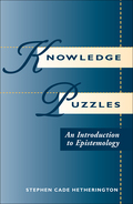 Knowledge Puzzles 9780429973185R90