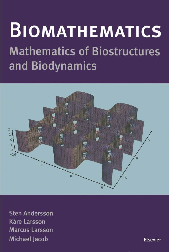 Biomathematics: Mathematics of Biostructures and Biodynamics