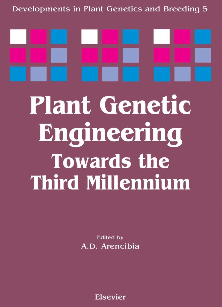 Plant Genetic Engineering: Towards the Third Millennium
