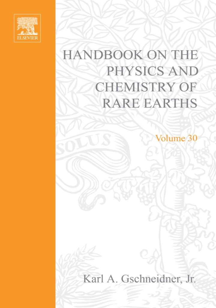 Handbook on the Physics and Chemistry of Rare Earths: High Temperature Rare Earths Superconductors - I