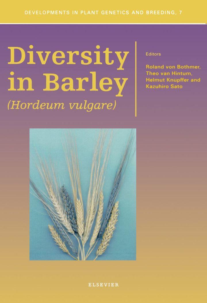 Diversity in Barley (<i>Hordeum vulgare</i>)