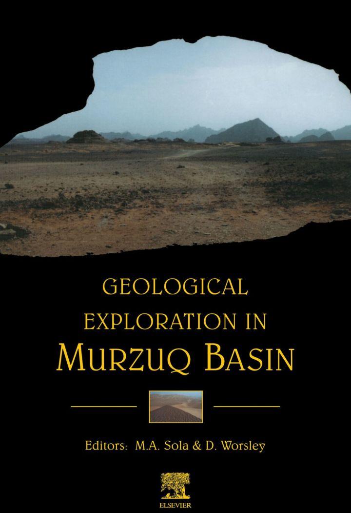 Geological Exploration in Murzuq Basin