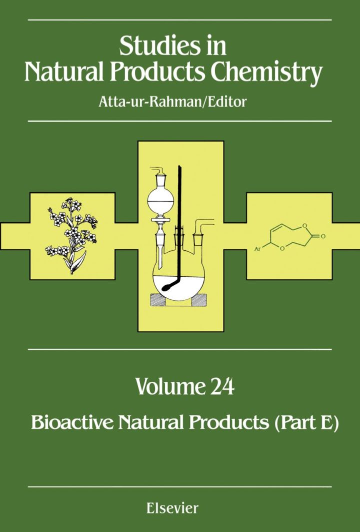 Bioactive Natural Products (Part E): V24