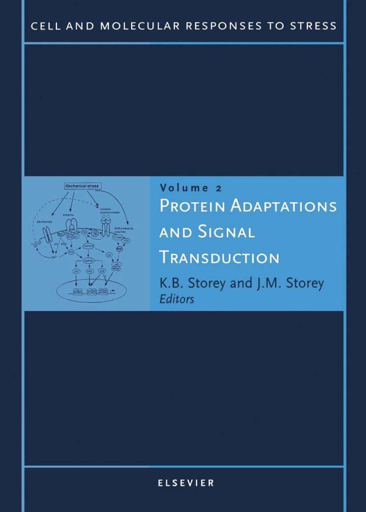 Protein Adaptations and Signal Transduction