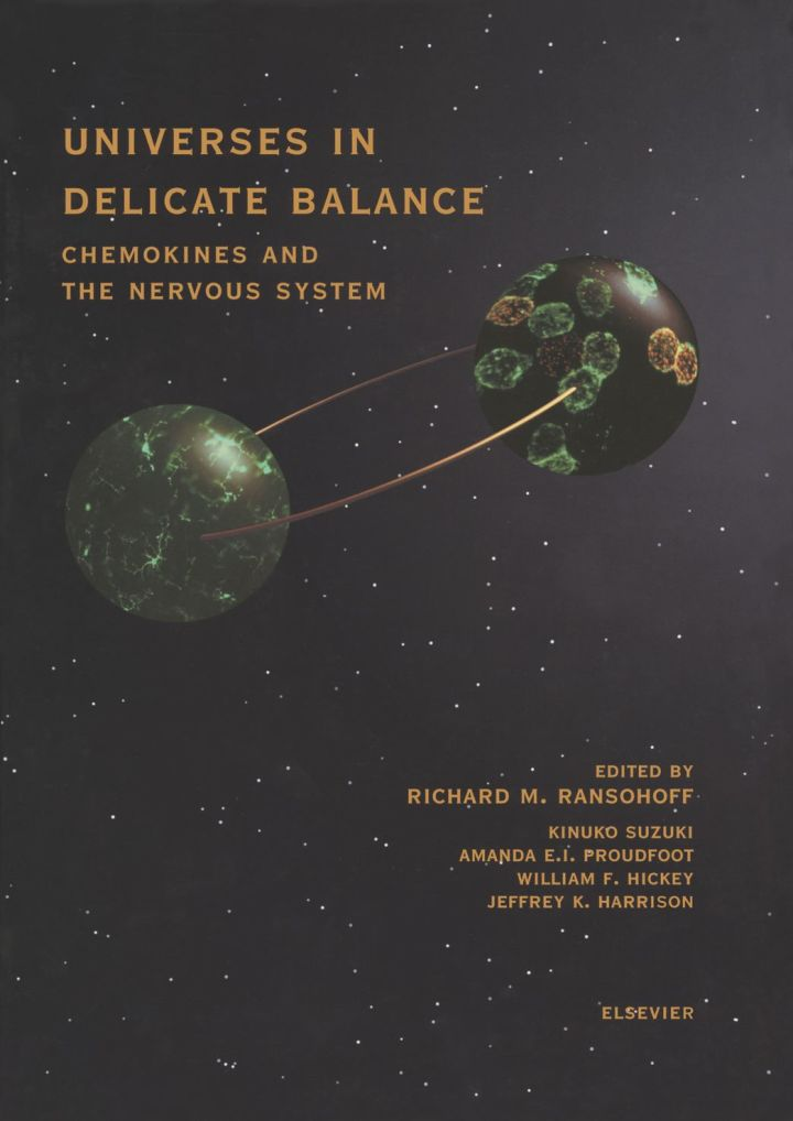 Universes in Delicate Balance: Chemokines and the Nervous System: Chemokines and the Nervous System