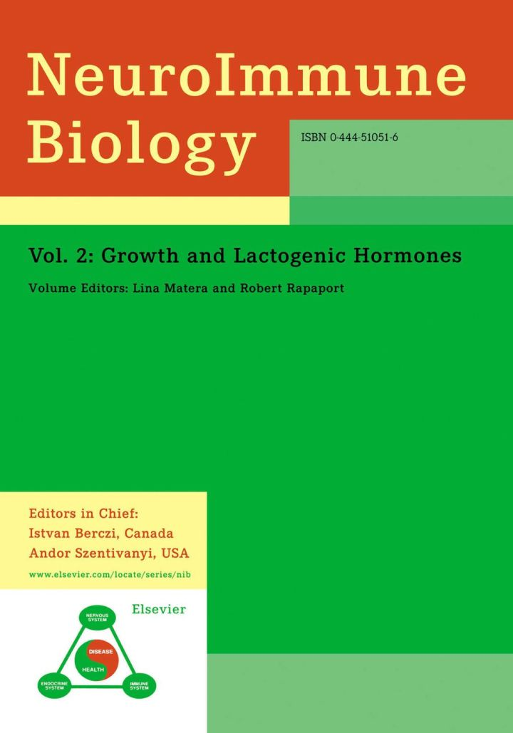 Growth and Lactogenic Hormones