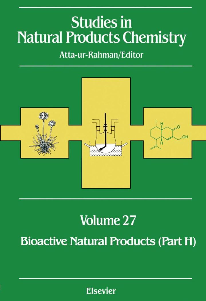 Studies in Natural Products Chemistry: Bioactive Natural Products, Part H