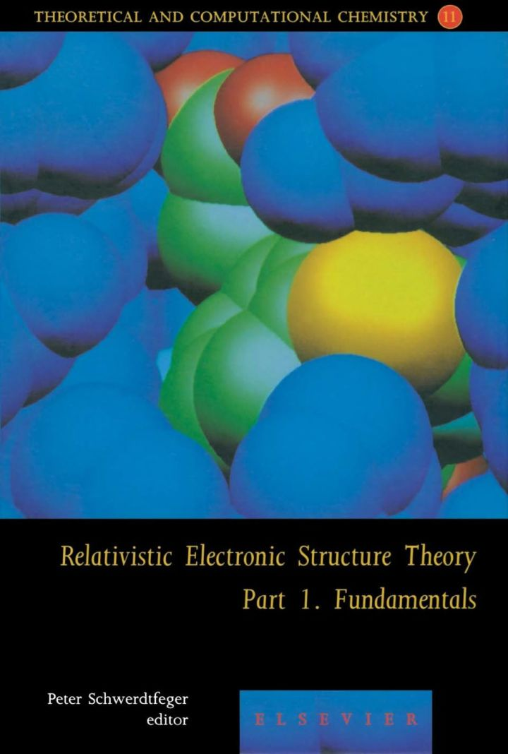 Relativistic Electronic Structure Theory - Fundamentals
