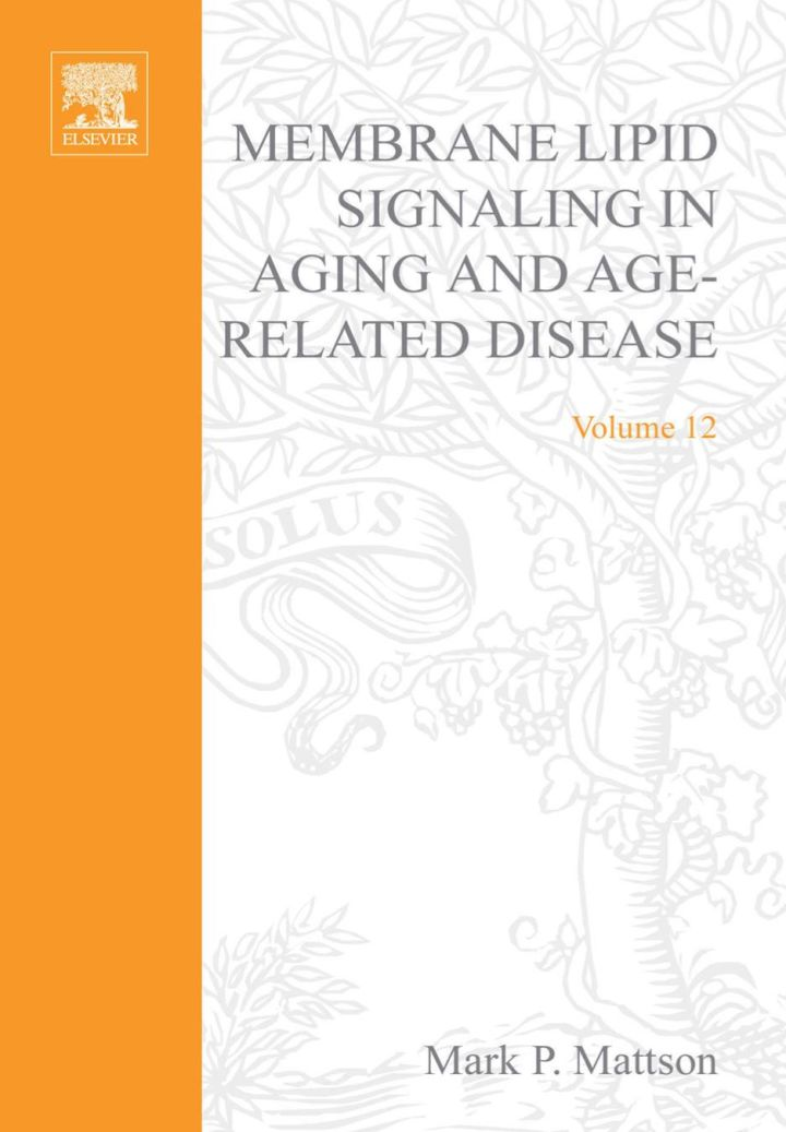 Membrane Lipid Signaling in Aging and Age-Related Disease