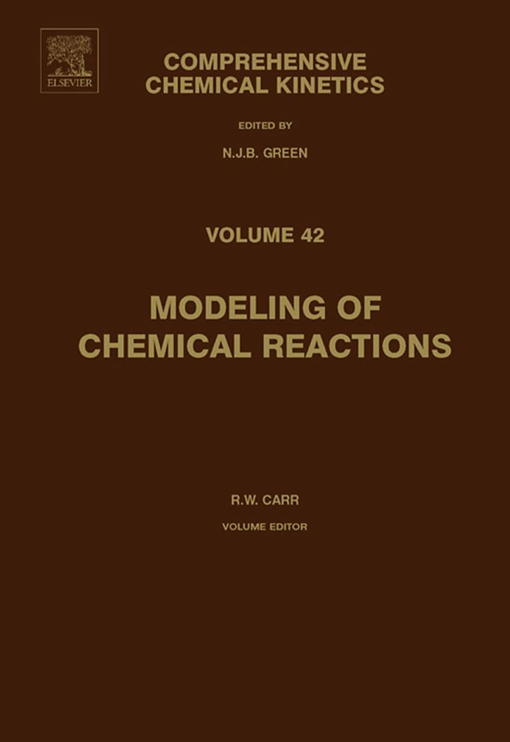 Modeling of Chemical Reactions