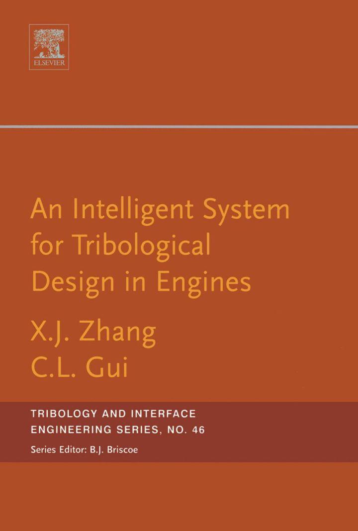 An Intelligent System for Engine Tribological Design