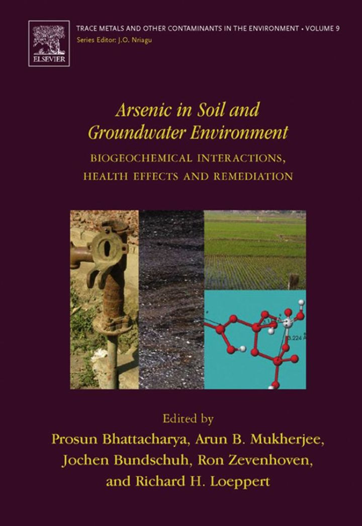 Arsenic in Soil and Groundwater Environment: Biogeochemical Interactions, Health Effects and Remediation