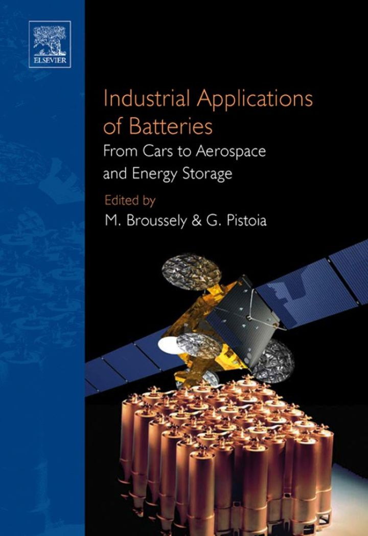 Industrial Applications of Batteries: From Cars to Aerospace and Energy Storage