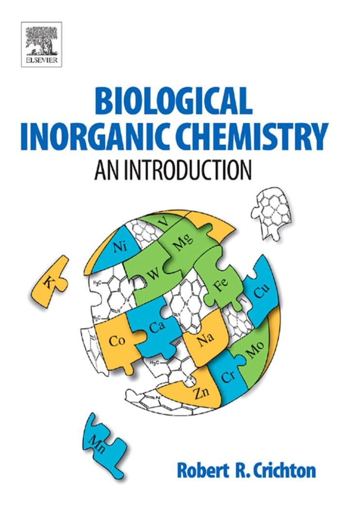 Biological Inorganic Chemistry: An Introduction