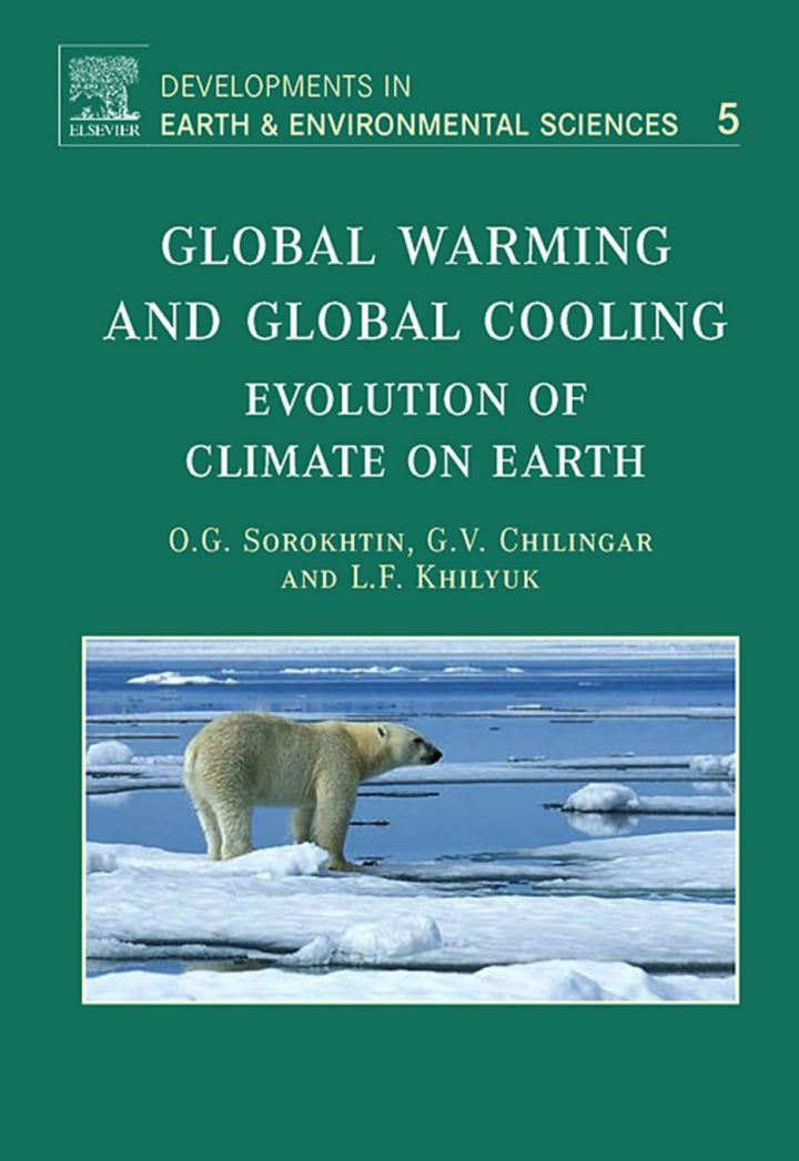 Global Warming and Global Cooling: Evolution of Climate on Earth