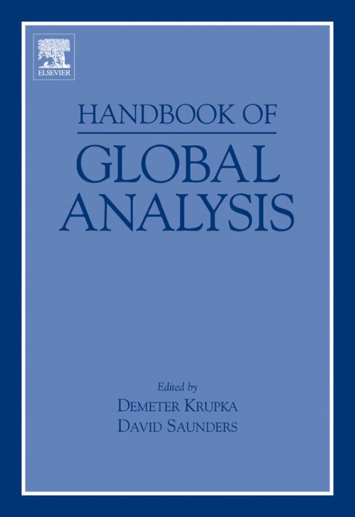 Handbook of Global Analysis