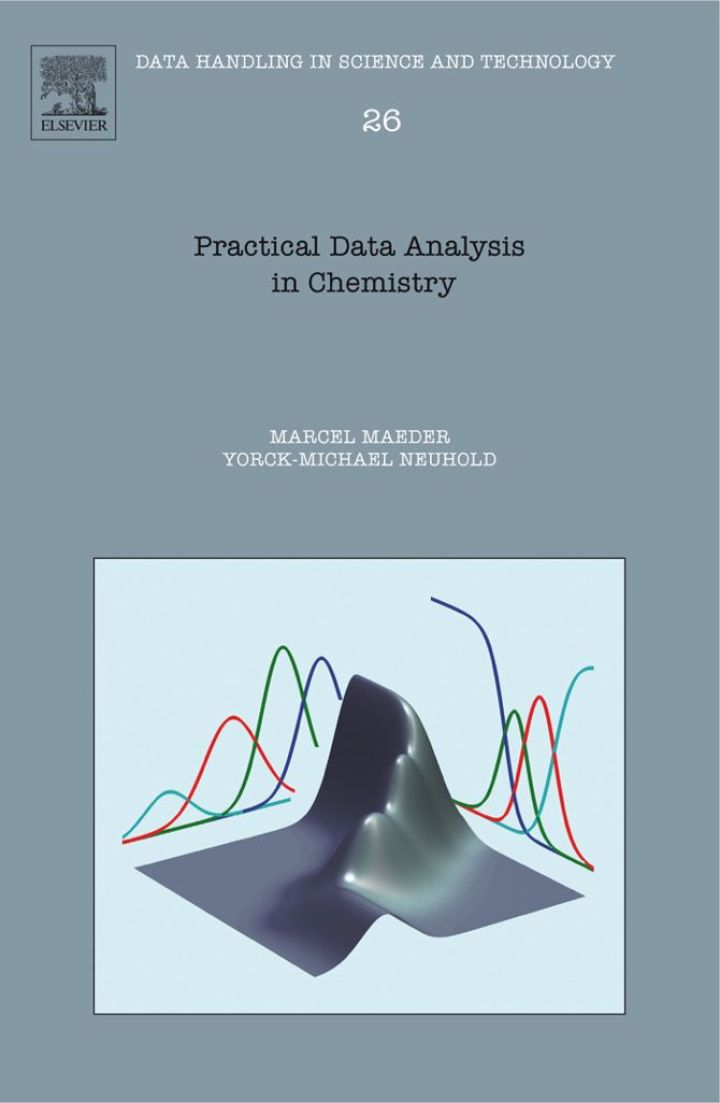 Practical Data Analysis in Chemistry