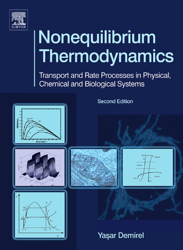 Nonequilibrium Thermodynamics: Transport and Rate Processes in Physical, Chemical and Biological Systems