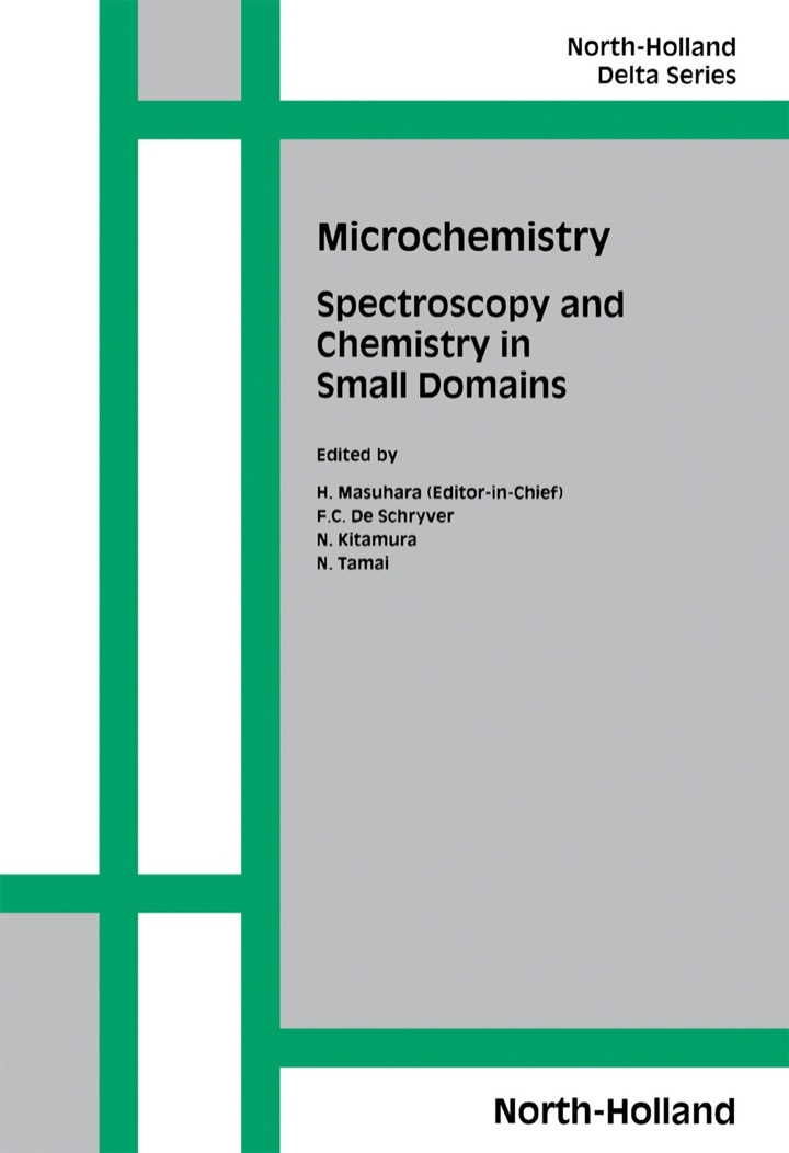 Microchemistry: Spectroscopy and Chemistry in Small Domains