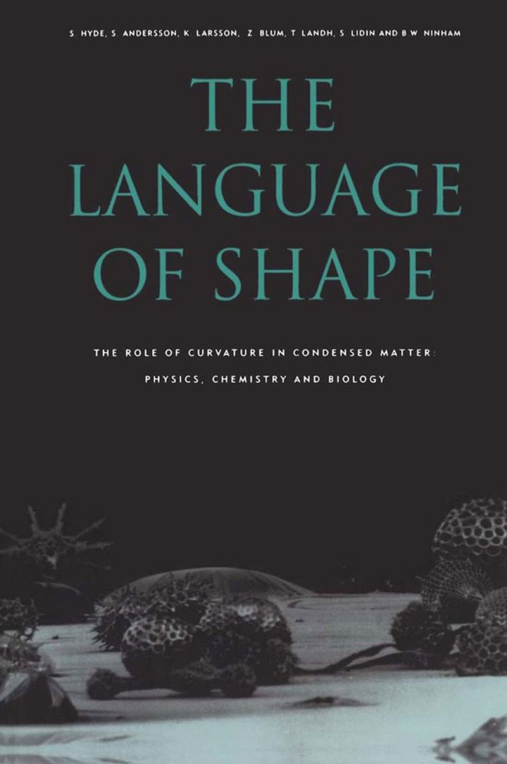 The Language of Shape: The Role of Curvature in Condensed Matter: Physics, Chemistry and Biology