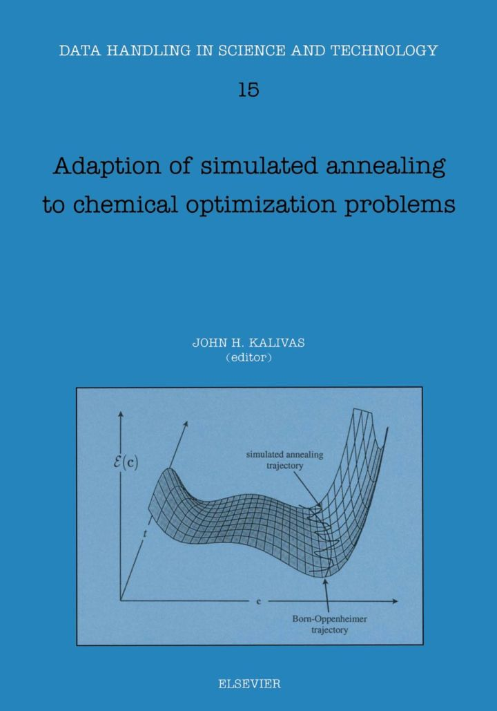 Adaption of Simulated Annealing to Chemical Optimization Problems