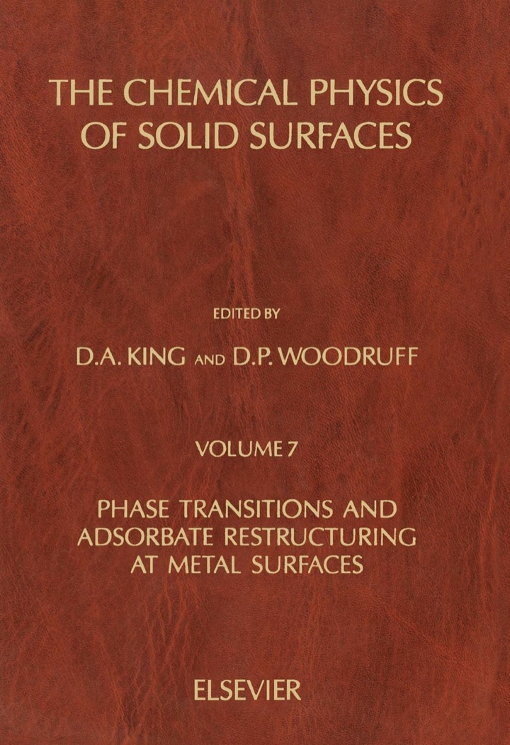 Phase Transitions and Adsorbate Restructuring at Metal Surface