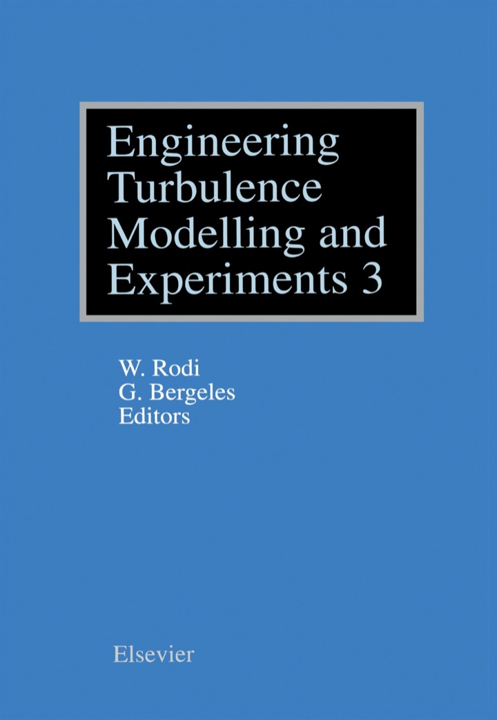 Engineering Turbulence Modelling and Experiments - 3