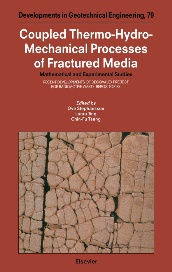 Coupled Thermo-Hydro-Mechanical Processes of Fractured Media: Mathematical and Experimental Studies