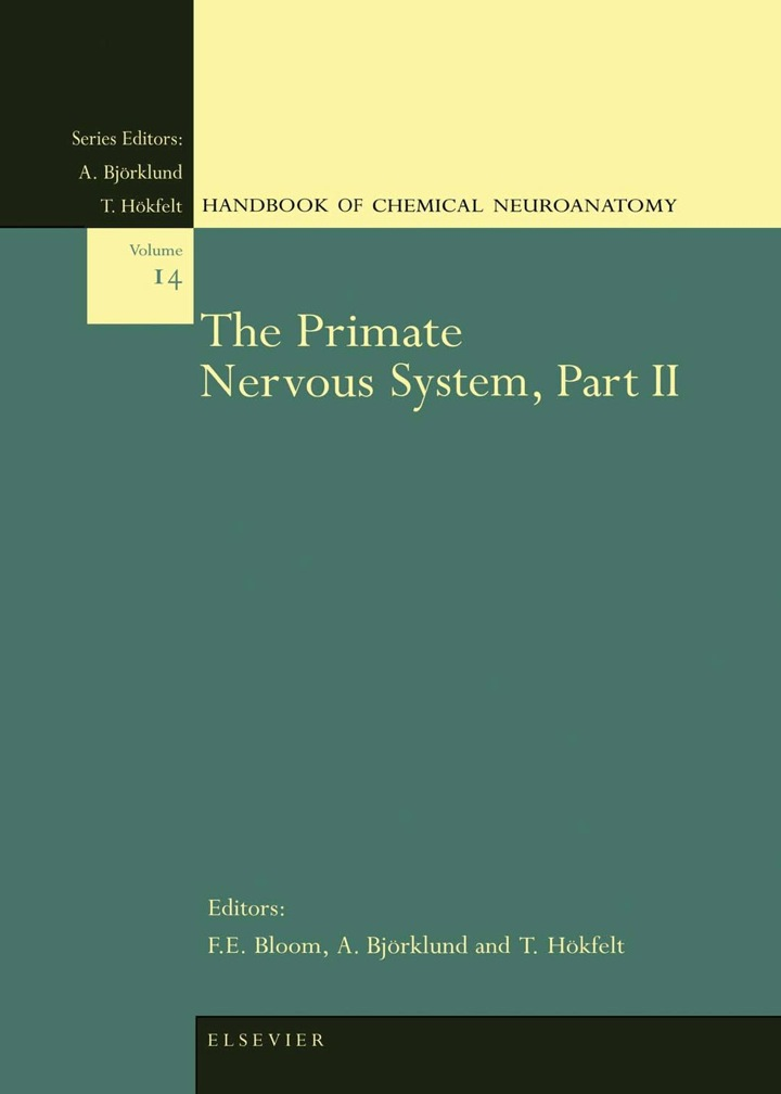 The Primate Nervous System, Part II