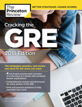 Cracking the GRE with 4 Practice Tests, 2018 Edition 9780451487681