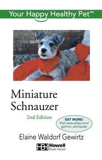 Miniature Schnauzer              by             Elaine Waldorf Gewirtz
