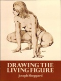 Drawing the Living Figure 9780486129891