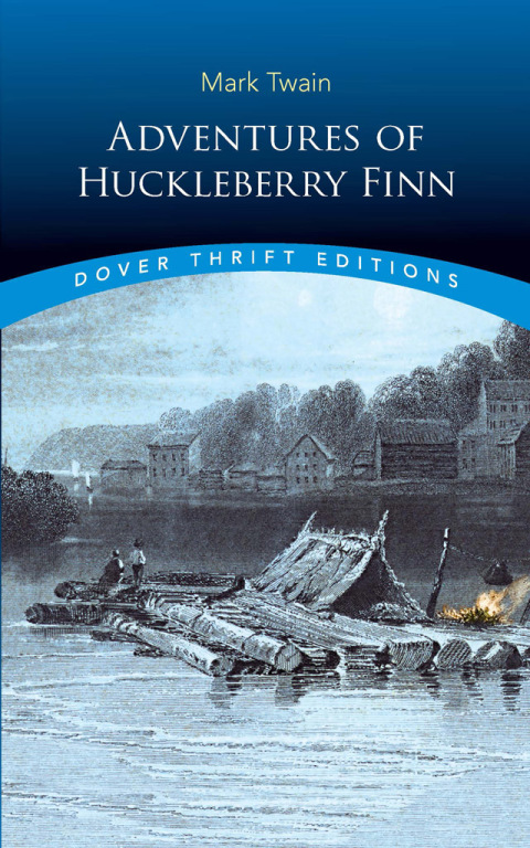 an analysis of mark twains adventures of huckleberry finn Check out mark twain's adventures of huckleberry finn video sparknote: quick and easy huck finn synopsis, analysis, and discussion of major characters and th.