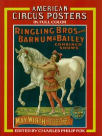 American Circus Posters              by             Charles Philip Fox