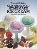 Old-Fashioned Homemade Ice Cream 9780486135878