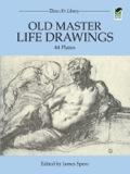 Old Master Life Drawings 9780486137223
