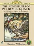 The Adventures of Poor Mrs. Quack 9780486137285