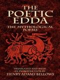 The Poetic Edda: The Mythological Poems 9780486139050