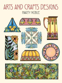 Arts and Crafts Designs              by             Marty Noble