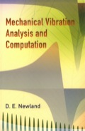 Mechanical Vibration Analysis and Computation 9780486317724