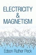 Electricity and Magnetism 9780486782843