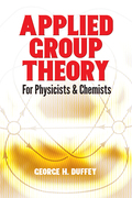 Applied Group Theory 9780486801322