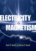 Electricity and Magnetism 9780486802992