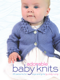 Adorable Baby Knits 9780486817767