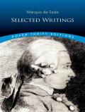 Marquis de Sade: Selected Writings 9780486829593