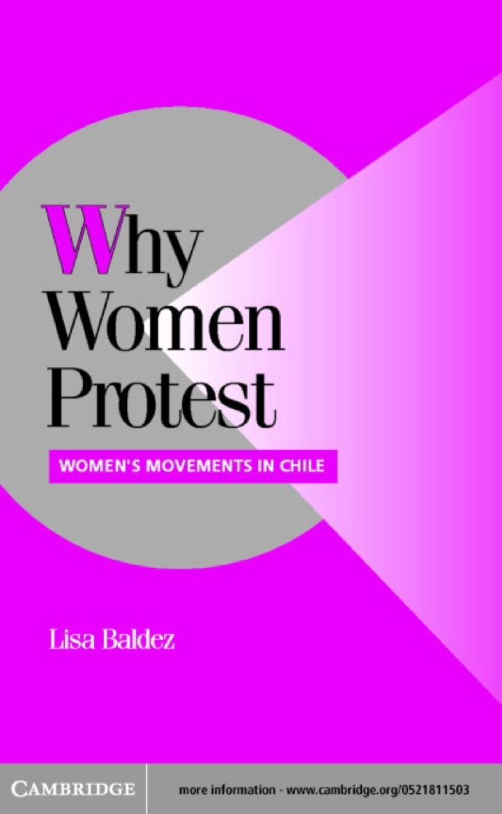 Why Women Protest